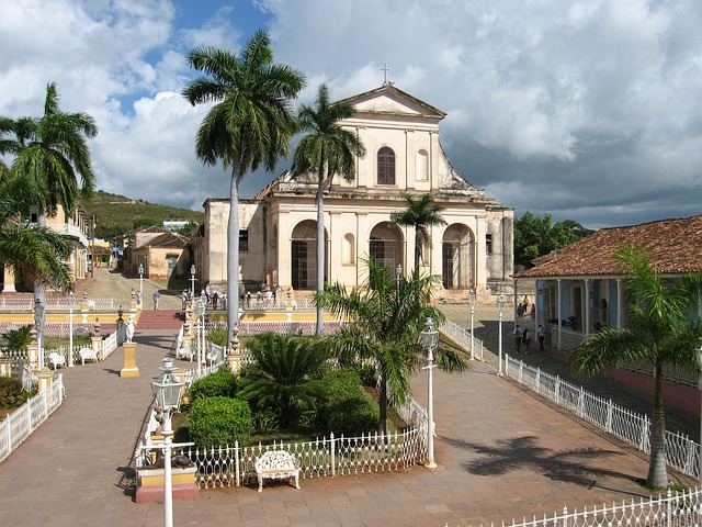 Trinidad, Little Church, Cuba