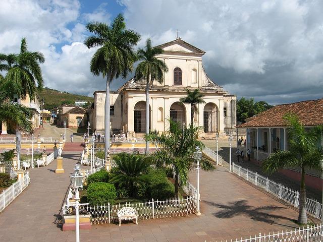 Trinidad, Little Church, Cuba