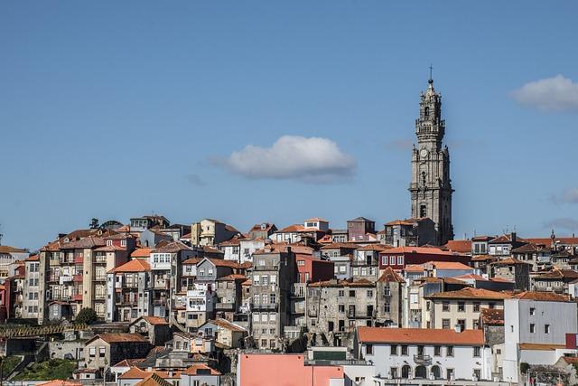 Architecture, City, Trip, Village, Sky, The Urban Area