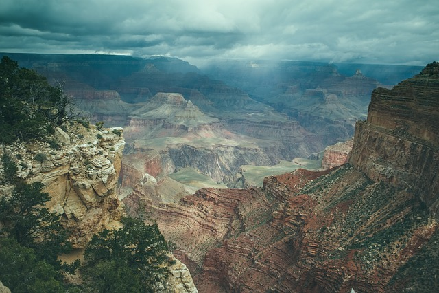 Grand Canyon, Arizona, Crater, Nature, Vacation, Trip