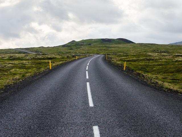 Road, Journey, Travel, Trip, Highway, Asphalt