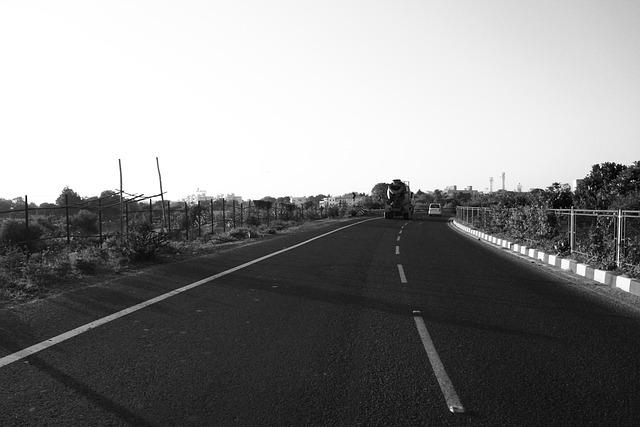India, Road, Trip, Gujarat