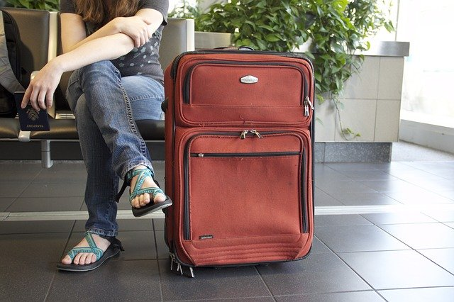 Travel, Suitcase, Airport, Luggage, Journey, Trip