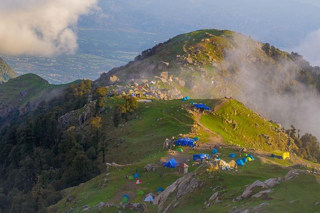 Triund, Himachal Pradesh, Triund Beauty, Mcleod Ganj