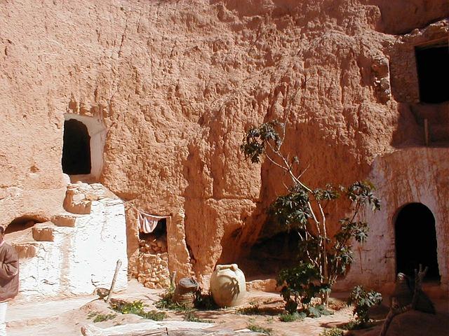 Matmata, Troglodyte City, Southern Tunisia