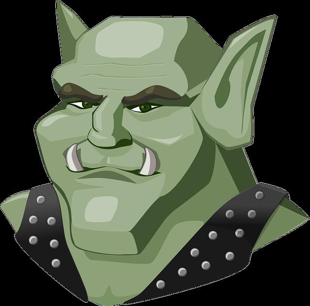 Troll, Goblin, Mountain Troll, Monster, Alien, Ears