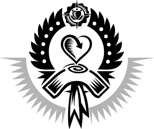 Award, Coat Of Arms, Ribbon, Trophy