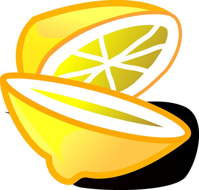 Lemon, Citrus, Fruit, Yellow, Tropical, Nutrition