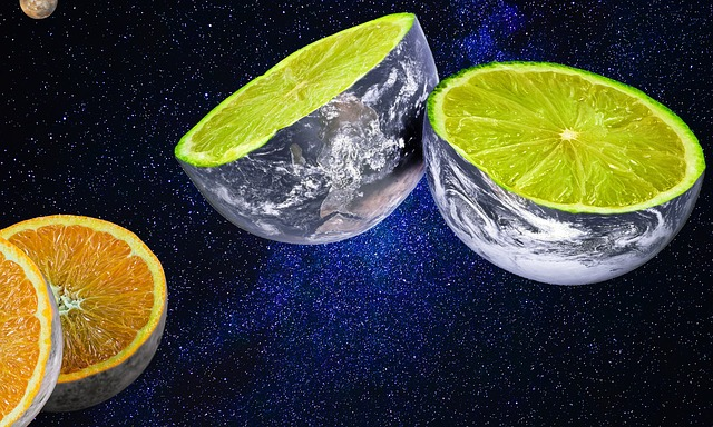 Lemon, Fruit, Citrus, Healthy, Tropical, Desktop