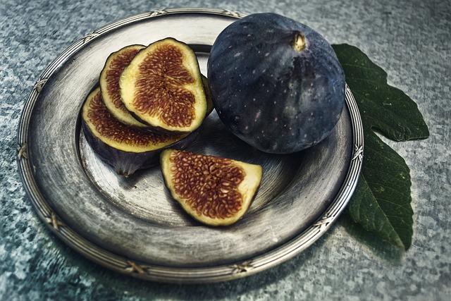 Food, Figs, Fruit, Organic, Healthy, Tropical