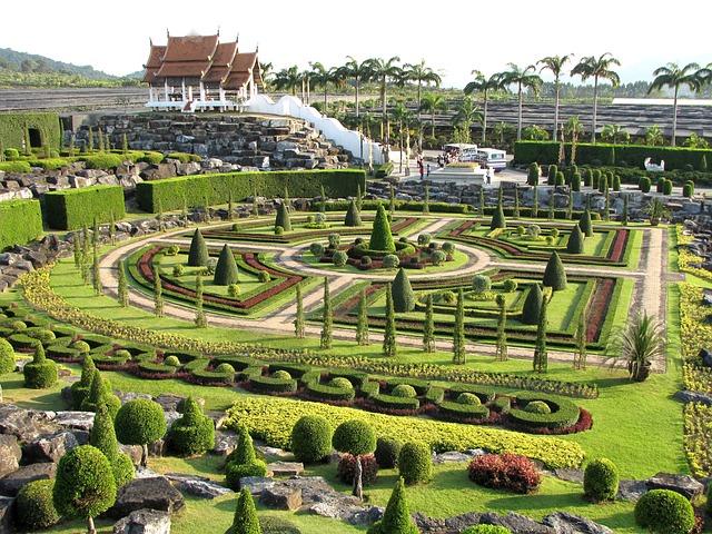 Tropical Park Nong Nuch- Thailand, Botanical Garden