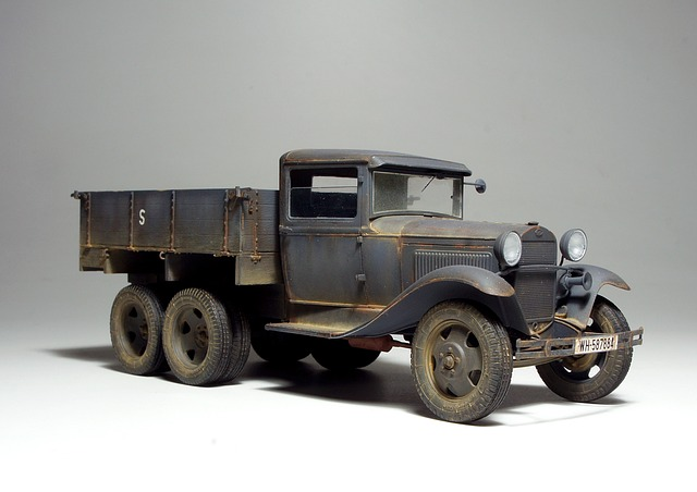 World War, Old World War, Car, Truck, Retro
