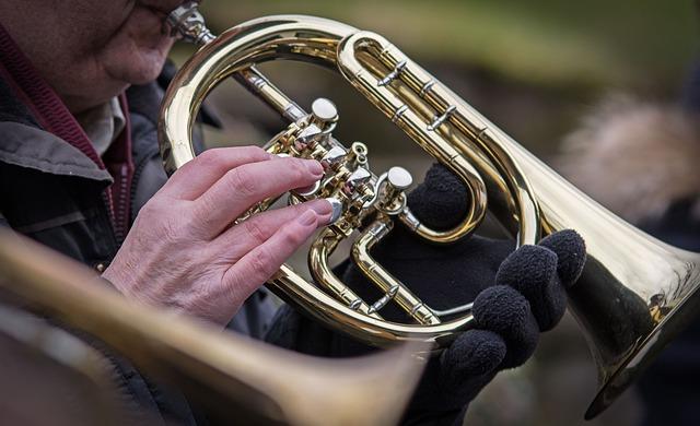 Trumpet, Musician, Wind Instrument, Brass