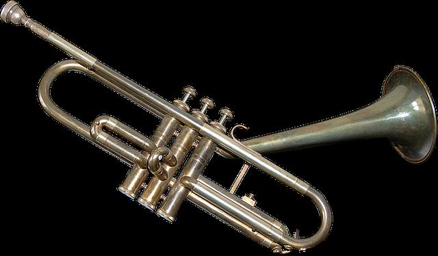 Trumpet, Musical Instrument, Wind Instrument