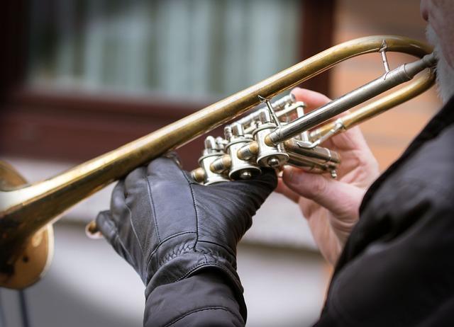 Trumpeter, Trumpet, Music, Musician, Wind Instrument