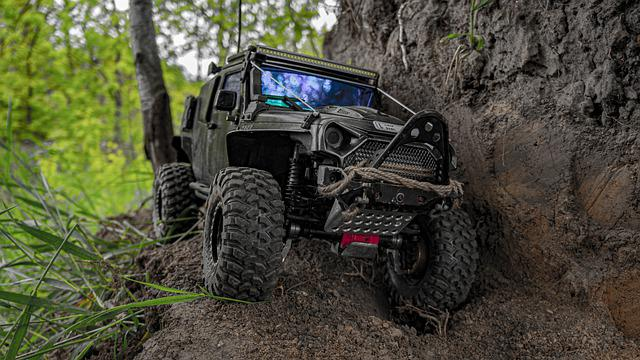 Rc, Rc Model, Trx-4, Traxxas, Traxxas Trx4, Model