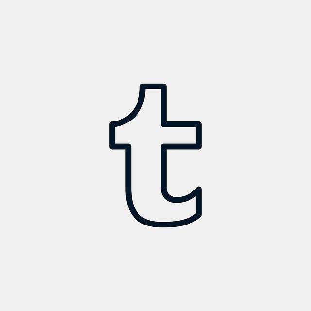 Tumblr, Tumblr Icon, Tumblr Logo, Tumblr Symbol