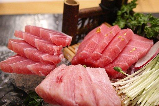 Time, Sushi, Tuna