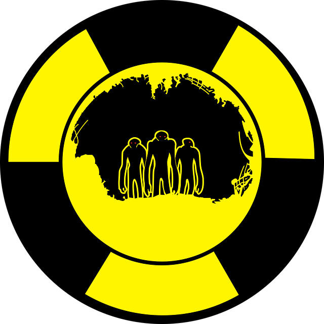 Radiation, Characters, Tunnel, The Destruction Of The