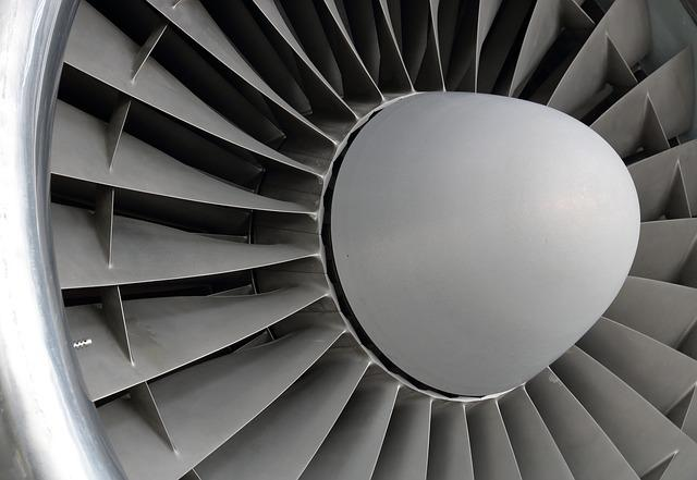 Fan, Turbine, Engine, Arcraft, Airplane, Dornier, Do 31