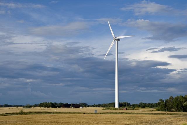 Turbine, Windmill, Electricity, Wind, Generator