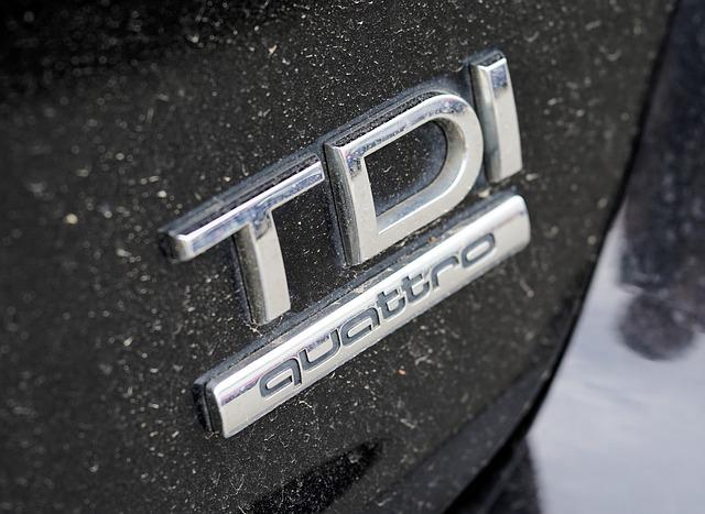 Diesel, Tdi, Auto, Turbo, Motor, Pkw, Vehicle