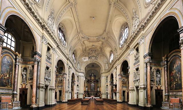 Church, The Catholic Church, Turin