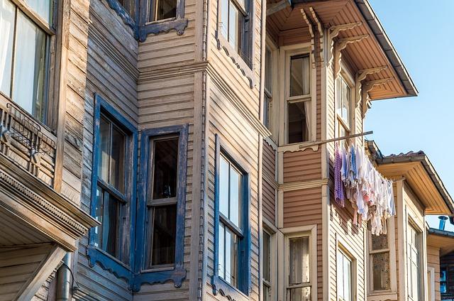 Istanbul, Turkey, House, Wood, Architecture, Window