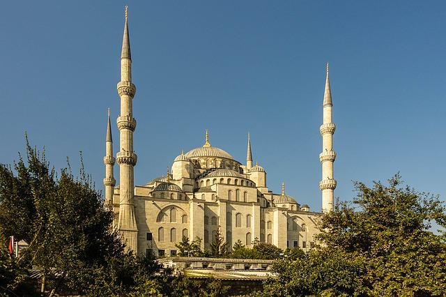 Turkey, Istanbul, Blue Mosque, Mosque, Islam, Church