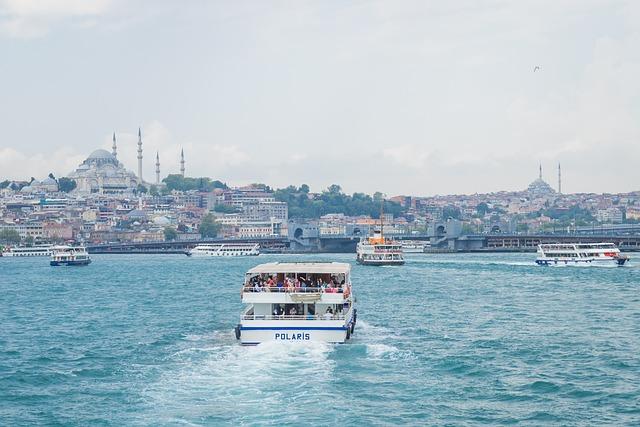 Istanbul, Ship, Turkey, Shipping, Historically, Cruise