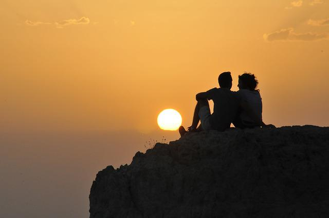 Sunset, Cappadocia, Landscape, Silhouette, Turkey