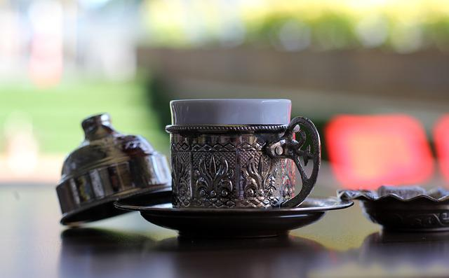 Turkish Coffee, Traditional, Coffee, Turkish, Cup