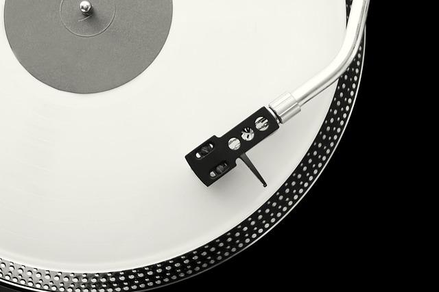 Turntable, Hub, S-record-players, Needle