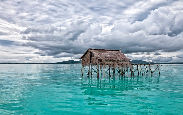 The Shallow Sea, The Water Shed, Turquoise, Cloud