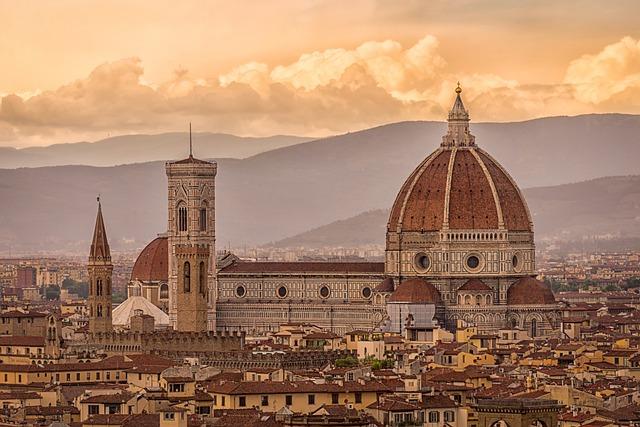 Florence, Firenze, Italy, Tuscany, Architecture, Europe