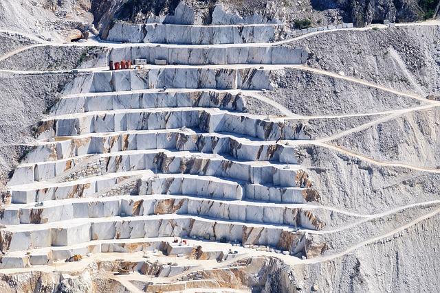 Tuscany, Quarry, Marble, Apuane, Carrara, Alps