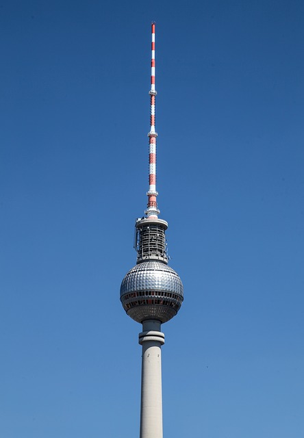 Berlin Tv Tower, Berlin, Tv Tower