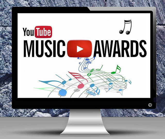 Tv, Monitor, Youtube, Music Awards