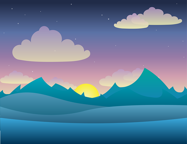 Landscape, Twilight, Light, Night, Dusk, Sky, Highway