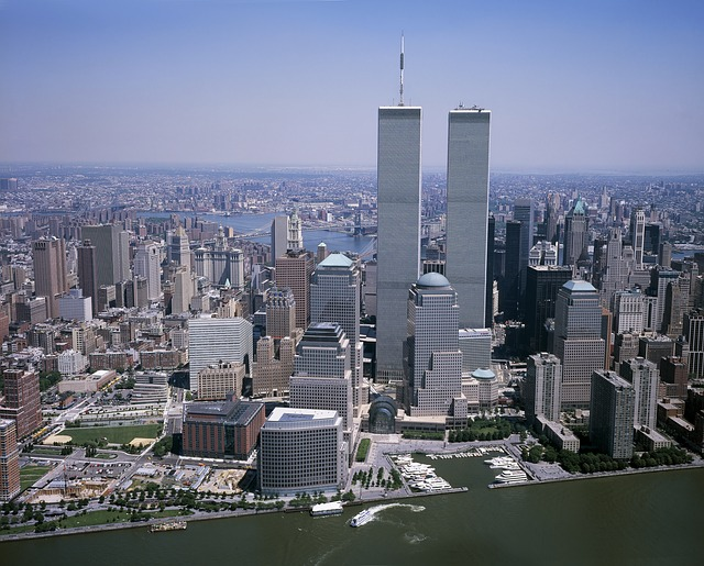 World Trade Center, Wtc, New York City, Twin Towers