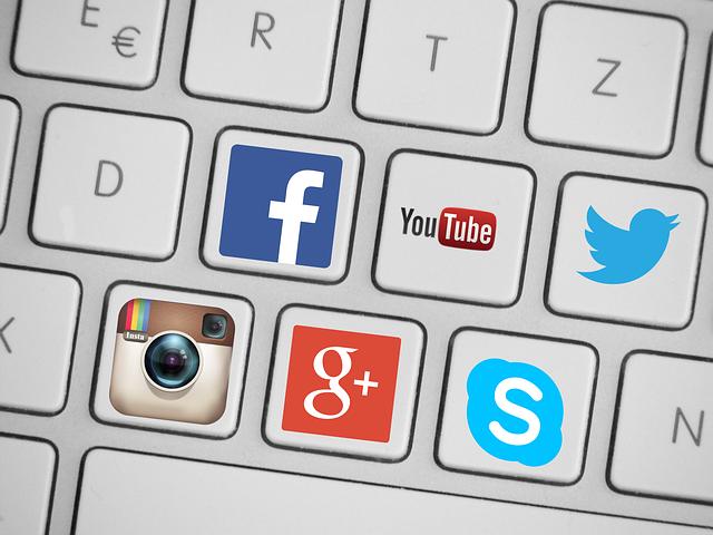 Social Media, Media, Social, Facebook, Youtube, Twitter