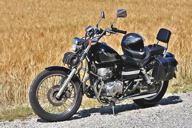 Motorcycle, Chopper, Honda, Two Wheeled Vehicle, Bike