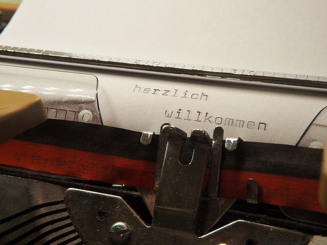Typewriter, Letters, Retro, Old Typewriter, Leave