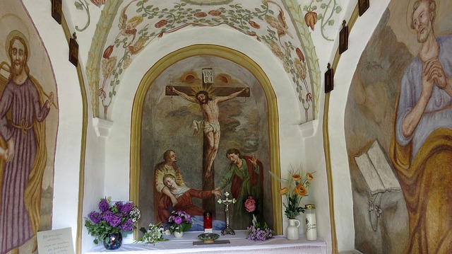 Chapel, Church, Tyrol, Stubai