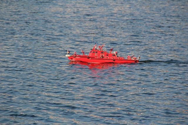Boot, Model Boat, U Boat, Model Ship