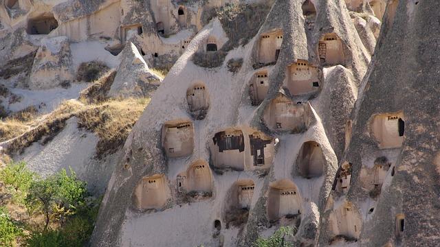 Cappadocia, Kapadokya, Uchisar, Museum, Turkey, Travel