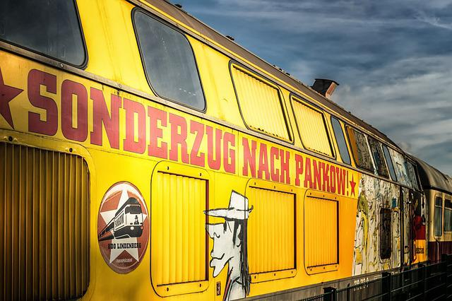 Udo Lindenberg, Panic, President, Special Train, Db