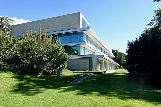 Uefa, Building, Lawn, House, Architecture, Landmark