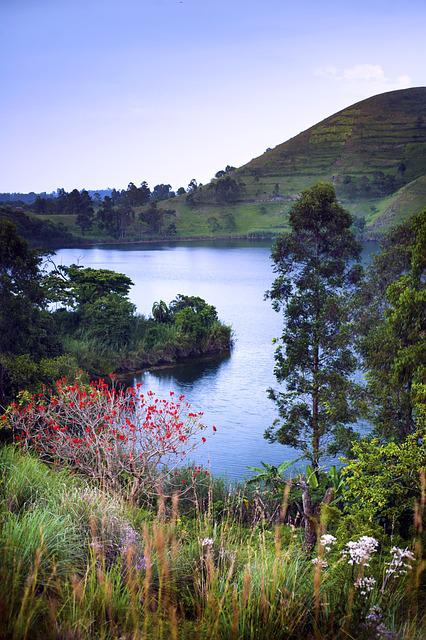 Crater Lake, Fort Portal, Uganda