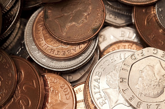 Coins, Money, Uk Money, English Money, Investment